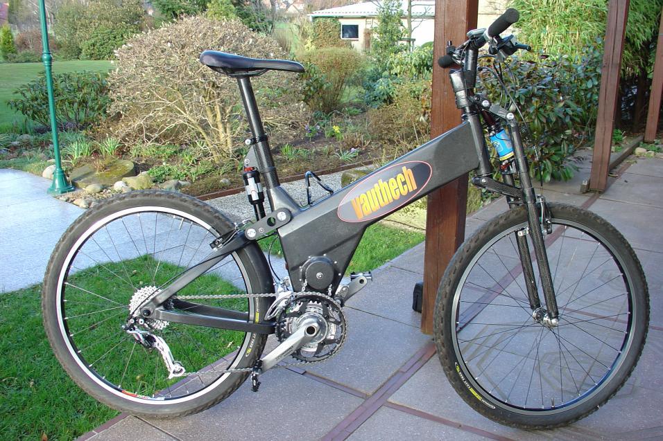 die gschissenen e bikes gehören verboten! [Archiv] Seite 4