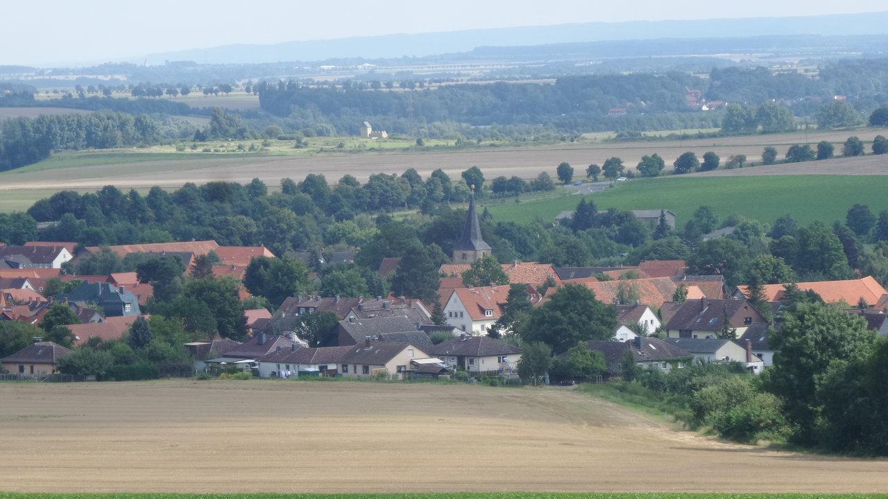 20 Werlaburgdorf und Kaiserpfalz Werla.jpg