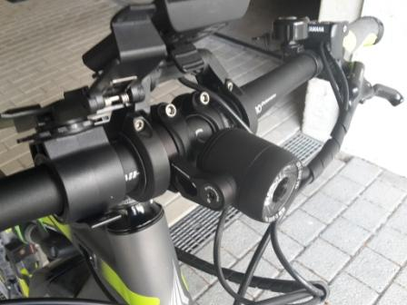 E Bike Beleuchtung | Haibike Supernova E3 E Bike Mini Am Yamaha Pedelec Forum