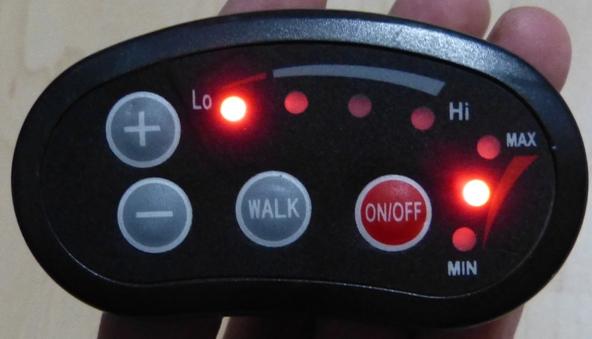 McKenzie E 100+ Defekt: Alle LED\'s blinken gleichzeitig, keine ...