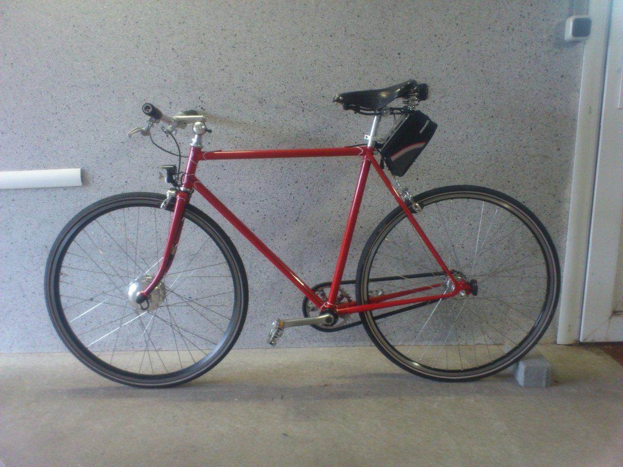 singlespeed e bike umbau at pedelec forum. Black Bedroom Furniture Sets. Home Design Ideas