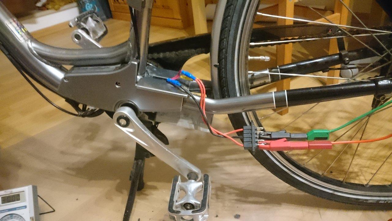 Zweit Akku für Pegasus ELECTRA 2 E Bike inkl. Ladegerät in