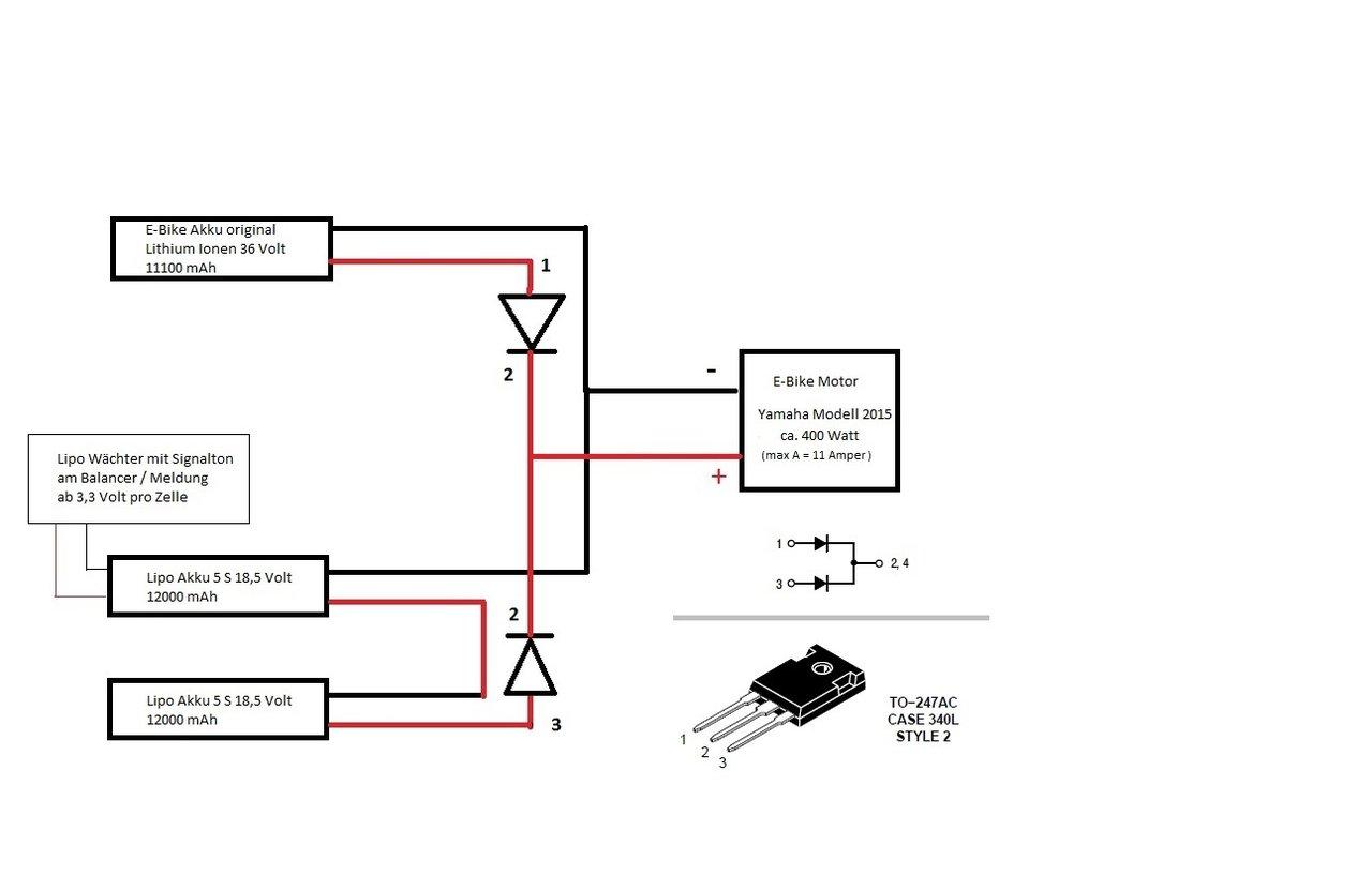 Erfreut 36 Volt Batterie Schaltplan Lift Zeitgenössisch ...