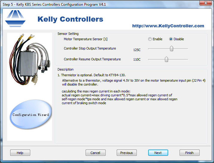 Kelly Controller KBS72051X - Pedelec-Forum on