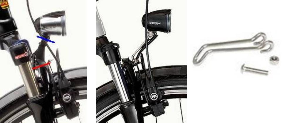 outerdo aluminium fahrradlampe taschenlampe scheinwerfer. Black Bedroom Furniture Sets. Home Design Ideas