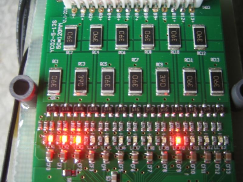 Smart BMS 5-13S programmierbar - meine ersten Erfahrungen - Pedelec
